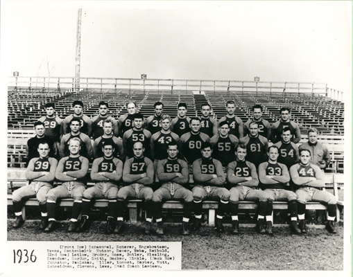 Red Smith and the 1936 Green Bay Packers